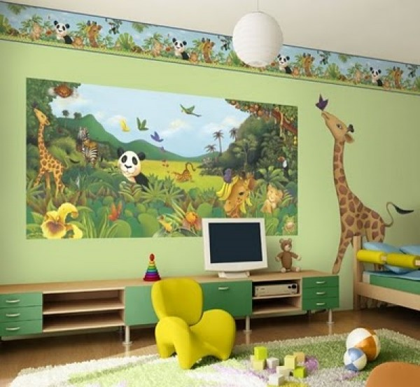 Amazing-Kids-Room-Design-Ideas-Inspired-From-The-Jungle-15