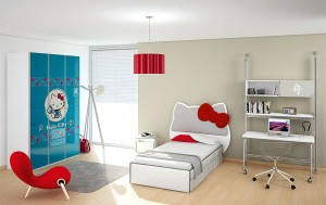 Muebles-Dormitorio-Hello-Kitty