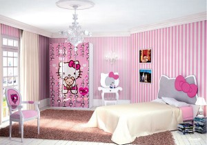 Muebles-Dormitorio-Hello-Kitty-Romantica