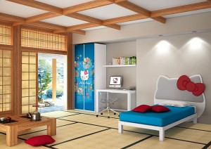 Muebles-Dormitorio-Hello-Kitty-oriental