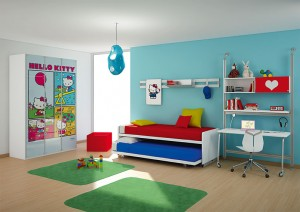 Muebles-Dormitorio-Hello-Kitty-urban