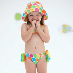 Shop-Look-AGATHA-RUIZ-DE-LA-PRADA-Girls-Bright-Coloured-Scales-Print-Bikini-300x300